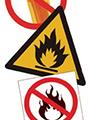 briquet de sécurité
